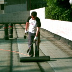 Impermeabilizazione terrazza