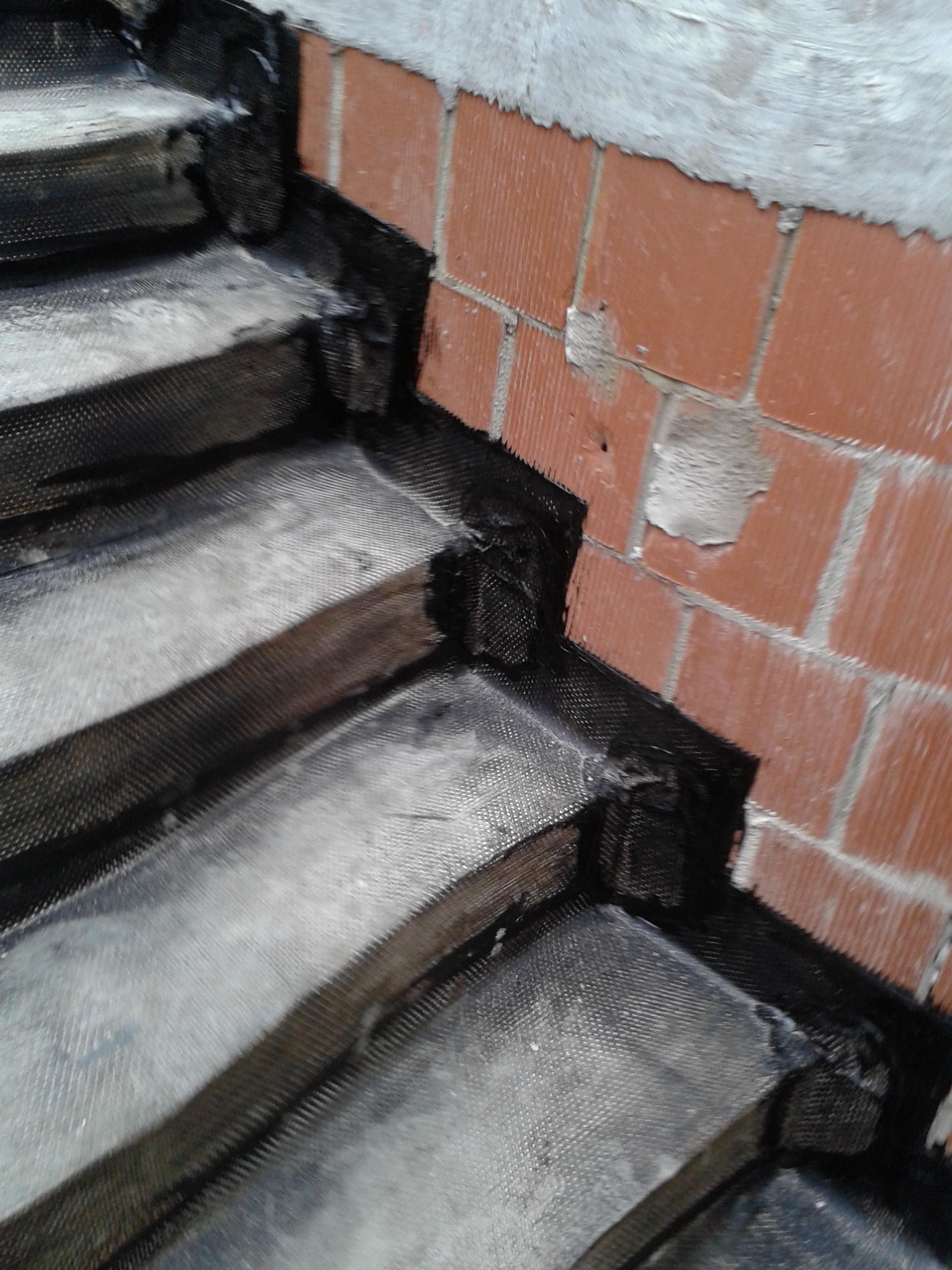Impermeabilizzazioni edil asfalti coperture edil - Impermeabilizzazione scale esterne ...