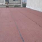 Impermeabilizzazione terrazzo con guaina autoprotetta